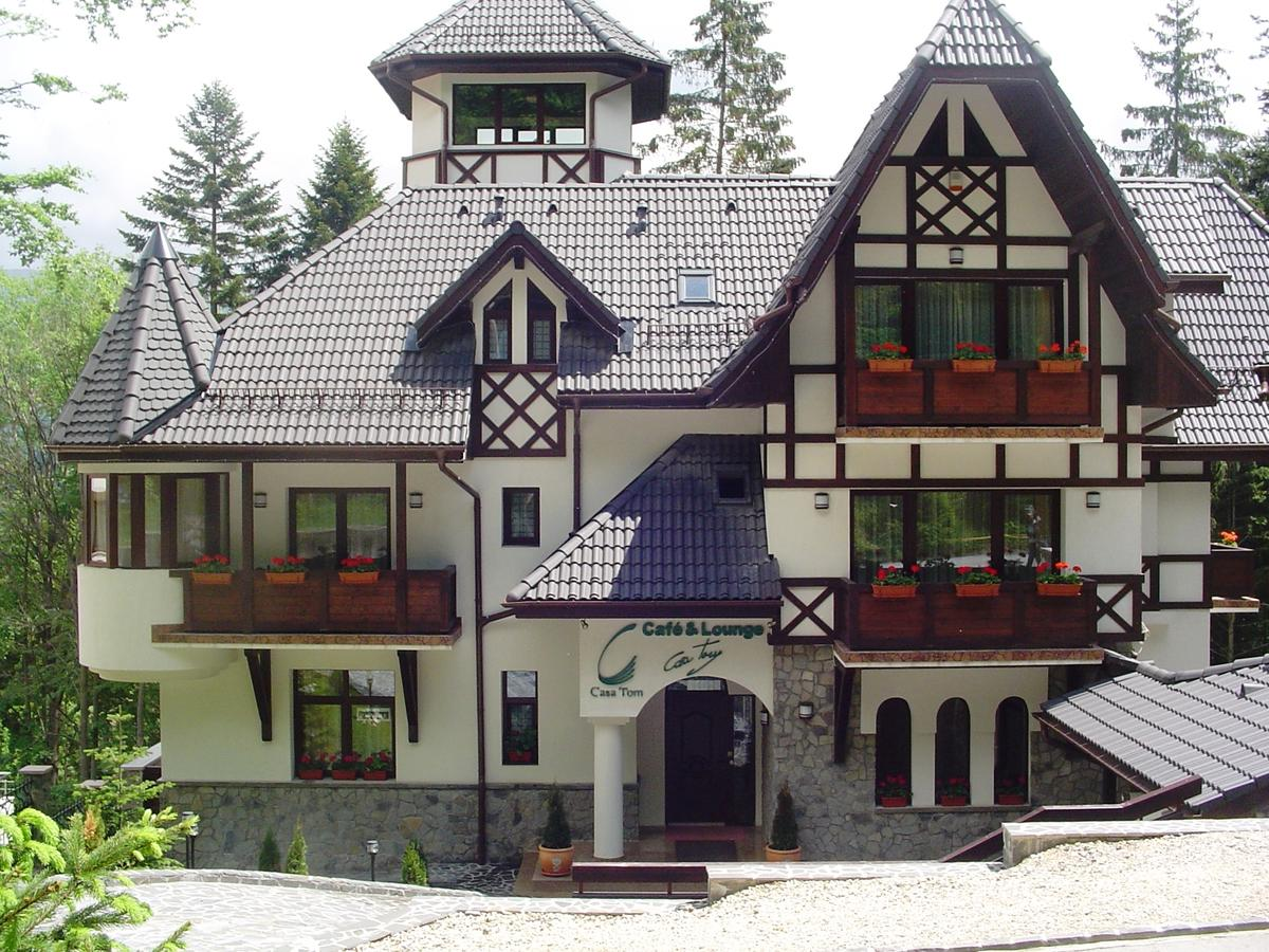 Cazare Sinaia la Pension Casa Tom