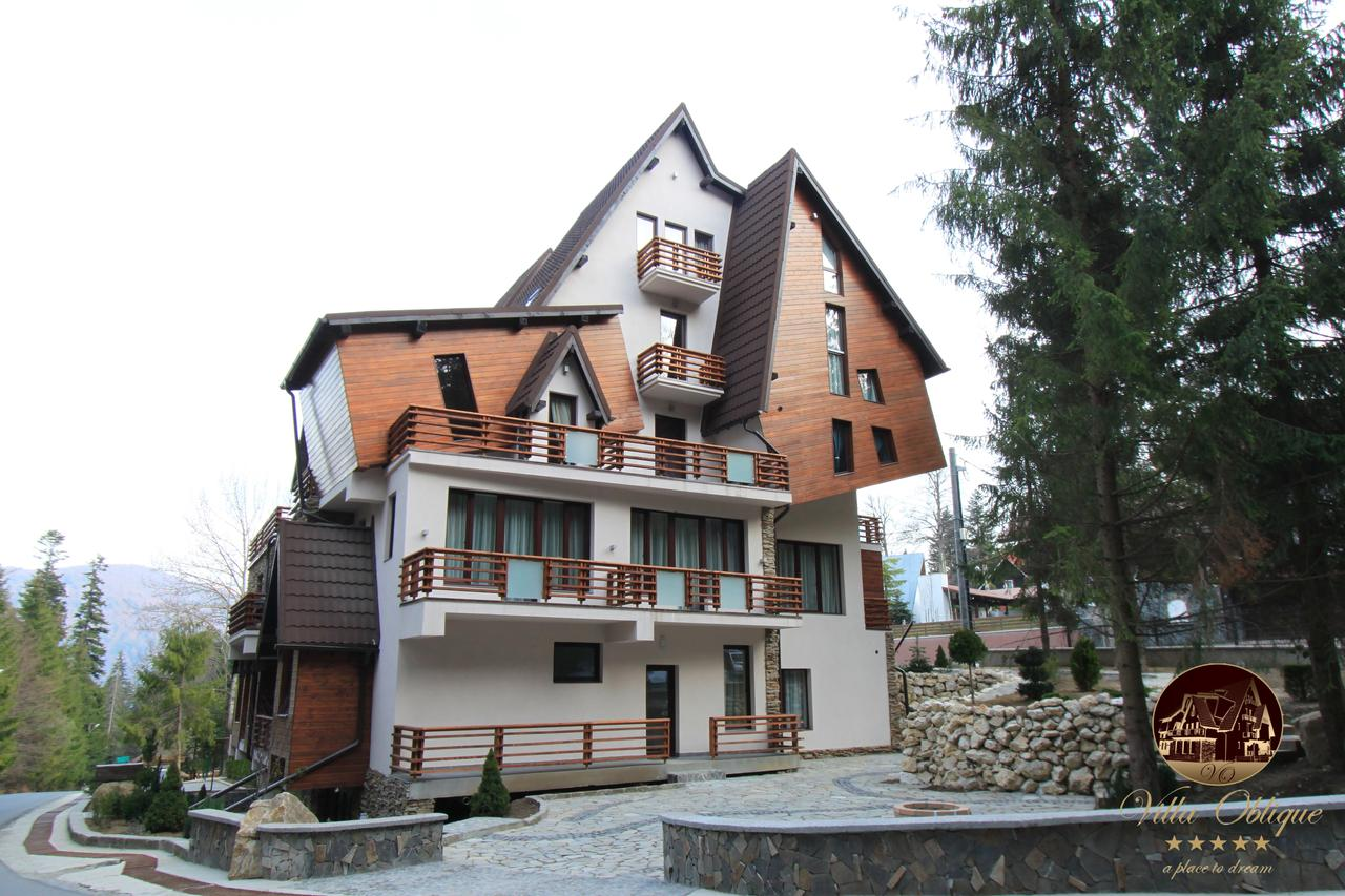 Cazare Sinaia la Oblique – Forest & Spa